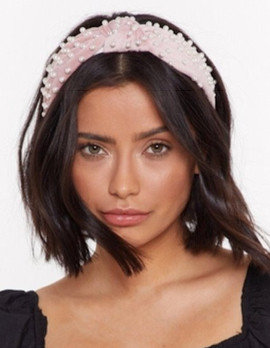 Pearl Knot Headband