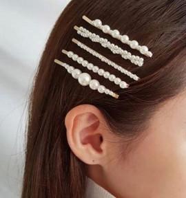 Mix Pearl Pin Set
