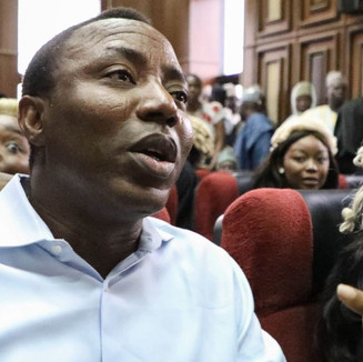 Omoyele Sowore: Fighting Tyranny