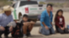 Mexico Border migrants
