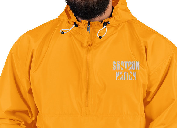 Shotgun Shane Embroidered Champion Packable Jacket - Exclusive