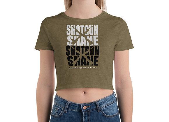 Shotgun Shane Nation Women's Crop Top
