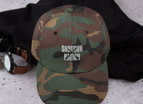 "Shotgun Shane ""Shotgun Nation"" Dad Hat"