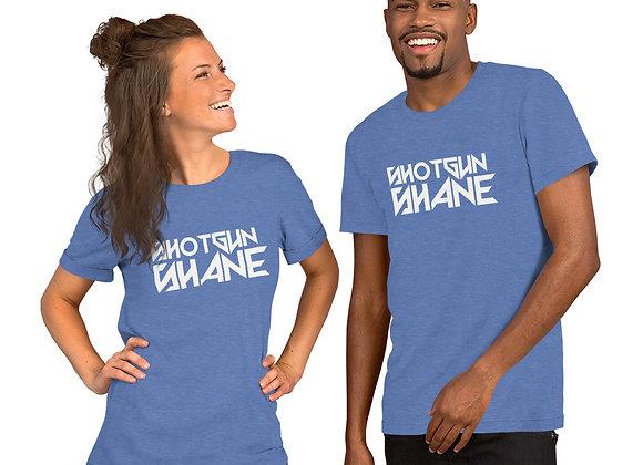 """Shotgun Shane """"Universe X"""" Short Sleeve T-shirt"""