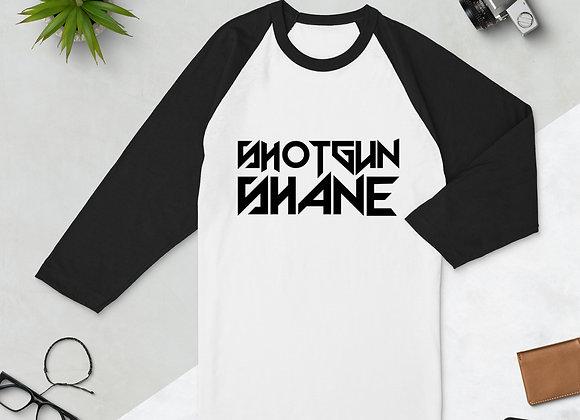 Shotgun Shane 3/4 sleeve raglan shirt