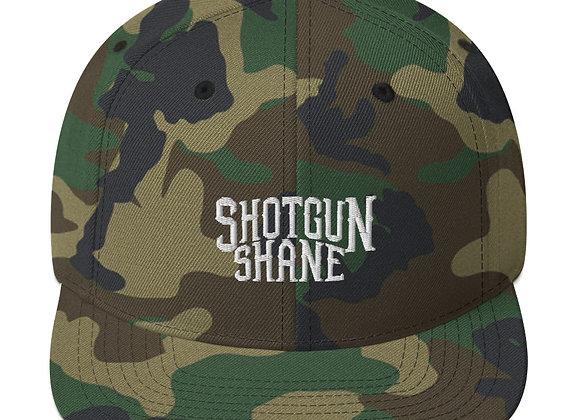 Shotgun Shane Snapback Hats