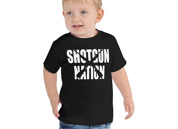 Shotgun Nation Toddler Short Sleeve Tee