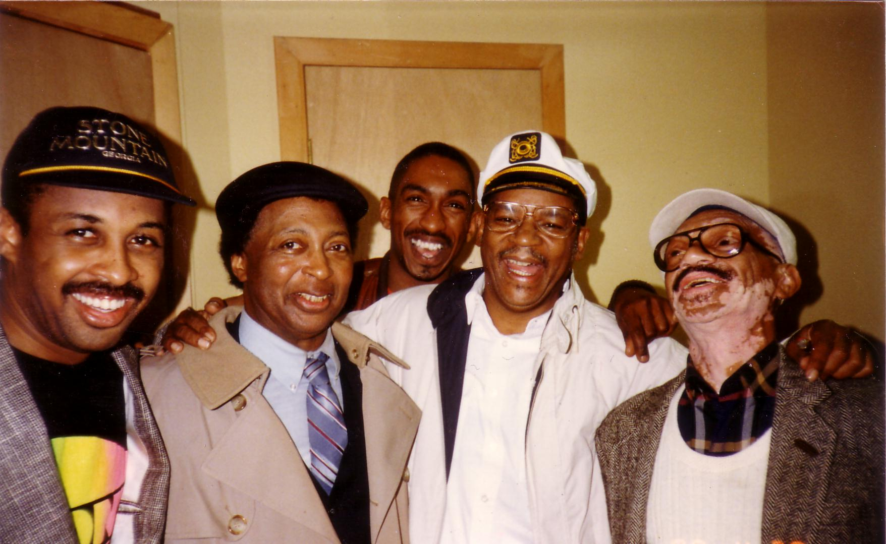 Webb,Curtis,Lawrence and Johnny