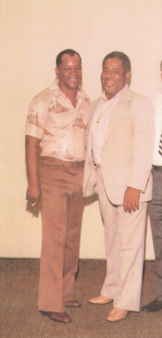 Bootsie and Diz 1980