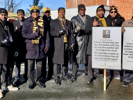 27th Annual Loudon County MLK March