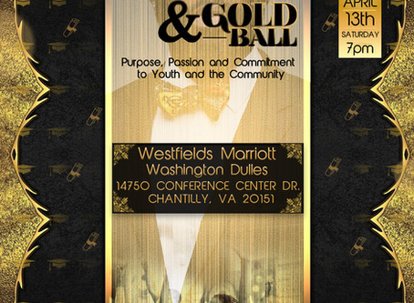 Save The Date!!! - 39th Annual Black & Gold Scholarship Ball