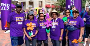 ZUL Joins the Walk for Alzheimer's