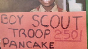 Troop 2501 Pancake Breakfast Fundraiser