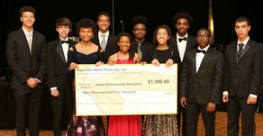 40th Annual Black and Gold Scholarship Ball