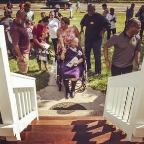 ZUL Attends Celebration of Historic Ashburn Colored School