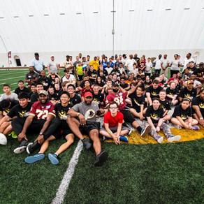Special Olympics Virginia, Football Program