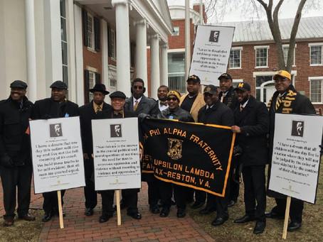 MLK Celebration – Leesburg Virginia