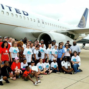 Special Olympics Annual Plane Pull Fundraiser