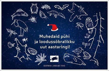 ELF jõulukaart 2018