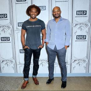 Bryan Terrell Clark and Brandon Victor Dixon reveal their favorite 'Hamilton' songs and their funny
