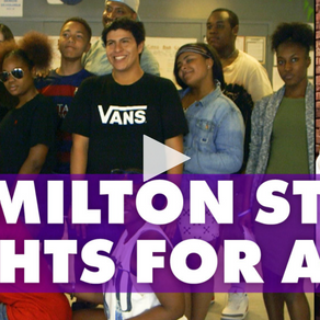 Broadway Star Uses His Platform to Bring the Arts to At-Risk Students