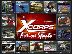XCorps Action Sports