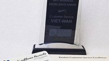 Viet-Wah Wins Business Excellence Award