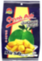 Quynh Anh Jackfruit Chips Mit Say