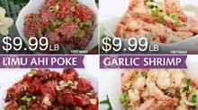 Say Aloha to Hawaiian Poke