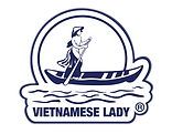 Vietnamese Viet Lady Logo