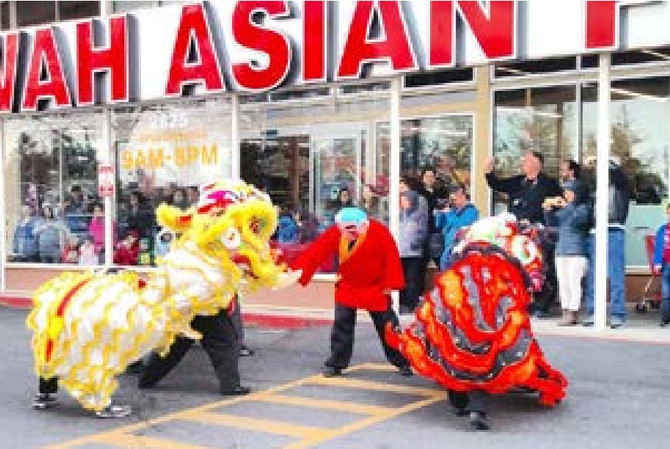 Viet-Wah Lunar New Year Event featured in City of Renton Newsletter