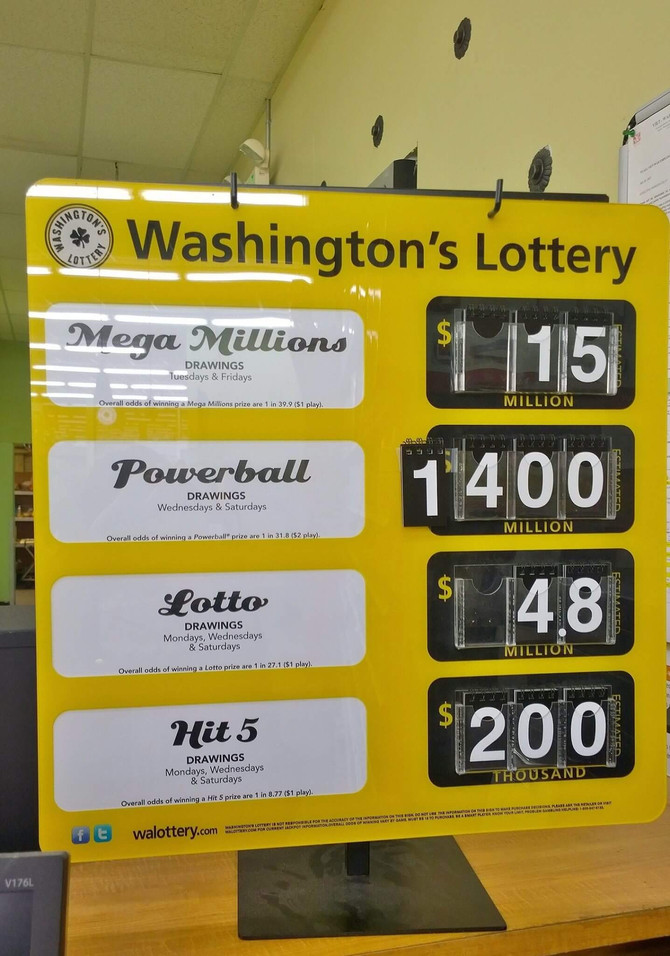 Powerball $1.4 Billion, Try Your Luck Today