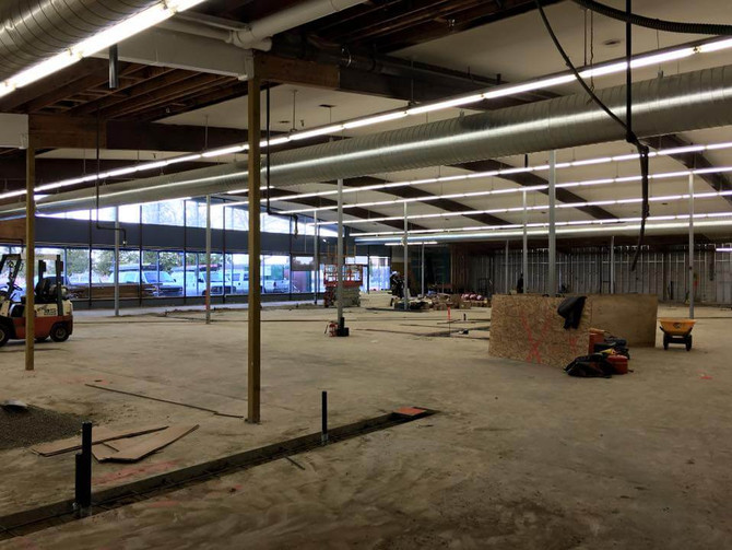 Inside Look: Our New Renton Store, Coming Soon
