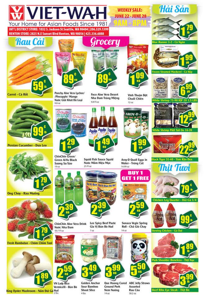 Weekly Ad (June 22-28, 2018)
