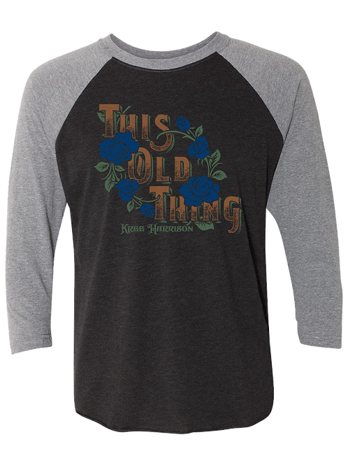 This Old Thing - Baseball T