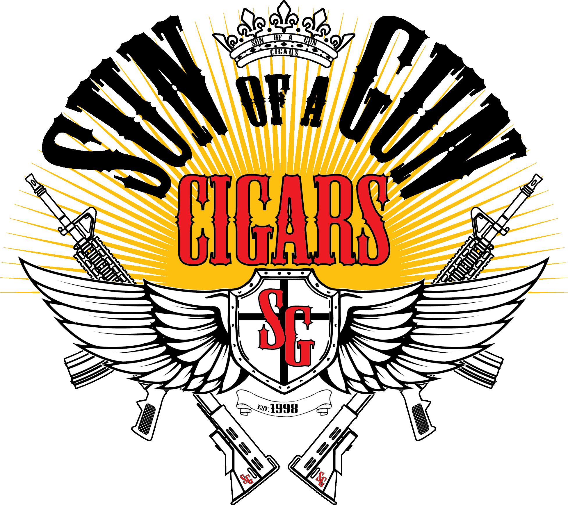 Sun of a Gun Smoke & Cigar Lounge in Yuma, Arizona