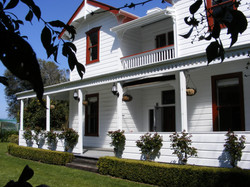 Fordell Homestead: Front of House