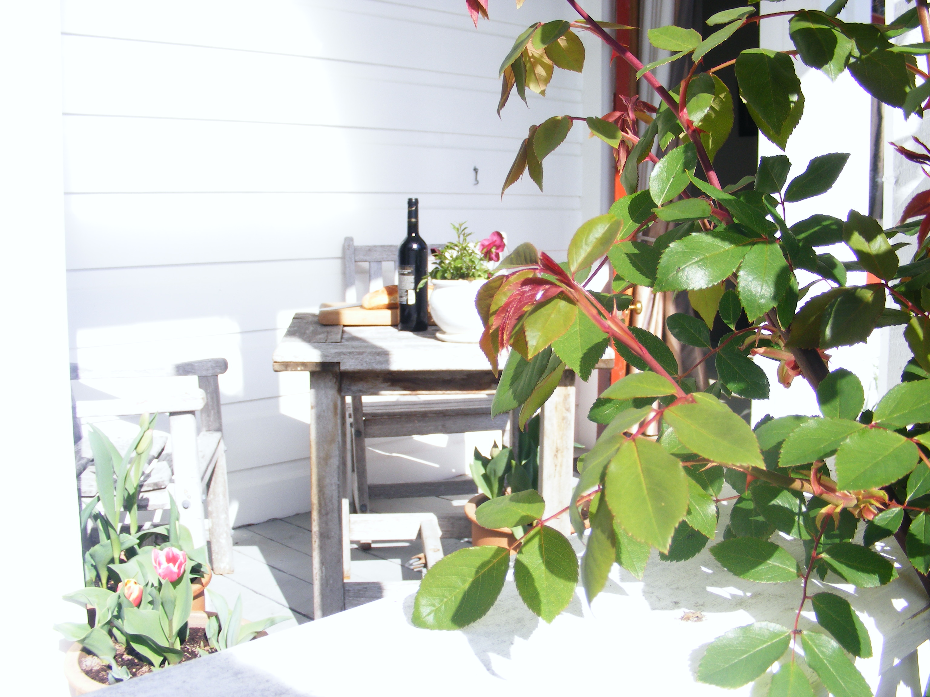 Verandah Table and Chairs