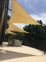 Triangle Shade Sails