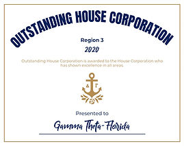 Outstanding House Corporation Region 3 2
