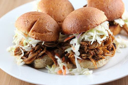 Faygo BBQ Pork Sliders