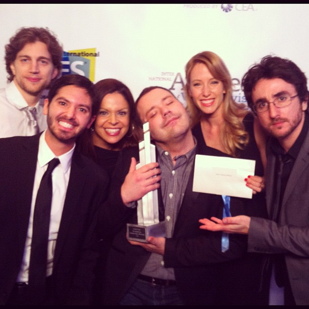 IAWTV Best Drama Win