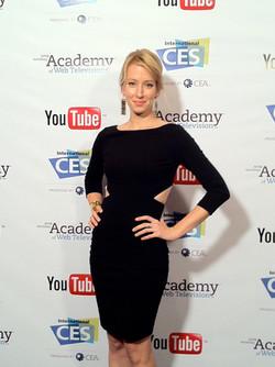 IAWTV Best Actress Nominee