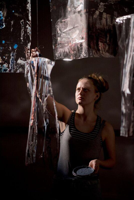 Hannah Adams in Transitory