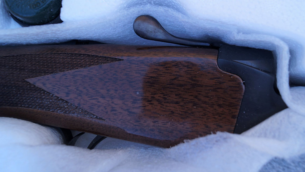 "Remington Model 332, HIgh Gloss 12ga 26"""