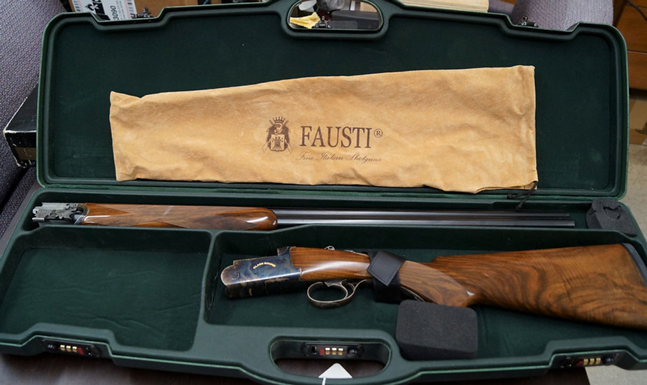 "Fausti Class Round 20ga 28"" O/U"