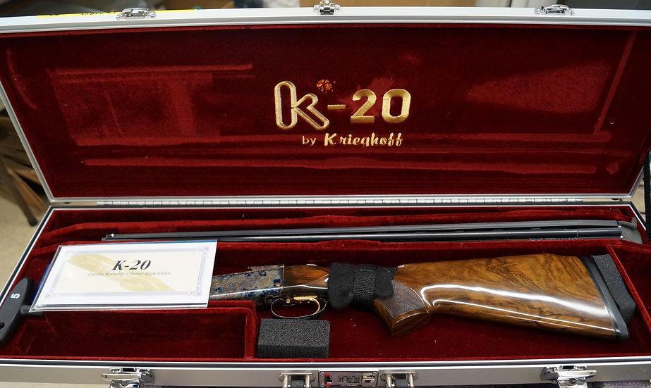 """Krieghoff K20 Pro Sporter 20ga, 28"""""""