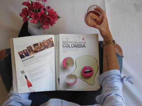Gastroteca en la guía Best Restaurants Colombia