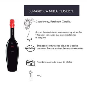 SUMARROCA NURIA CLAVEROL