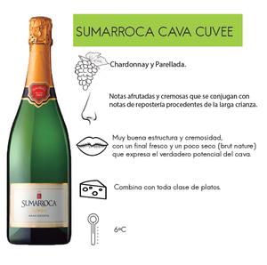 SUMARROCA CAVA CUVEE